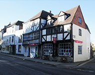 Commercial property in Tewkesbury