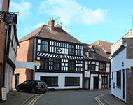 Residential property in Tewkesbury
